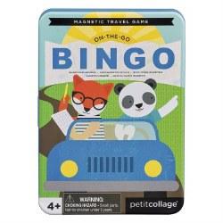 Bingo Game Tin