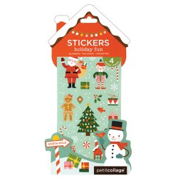 Holiday Fun Stickers