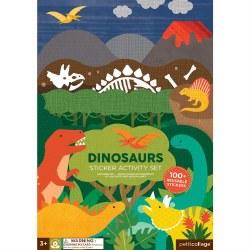 Sticker Activity Set Dinosaurs