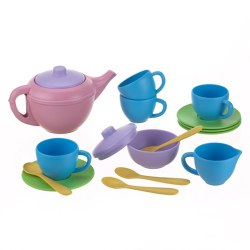 Recycled Plastic Tea Set