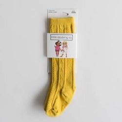Knee High Mustard 1.5-3Y