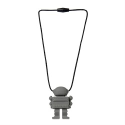 Jr Beads Spaceman Grey