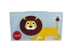 Snack Bag (2 pack) Lion