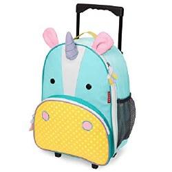 Zoo Luggage Unicorn
