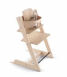 Tripp Trapp High Chair Natural