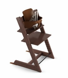 Tripp Trapp High Chair Walnut