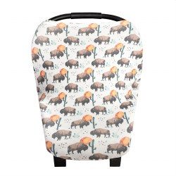 Multi Use Nursing Cover Bison