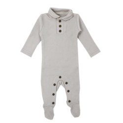 Polo Overall Pebble 0-3m