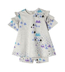 Mini Brielle Dress Confetti 18m