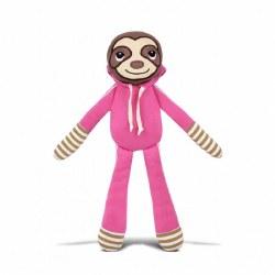 Farm Buddies Pink Sloth