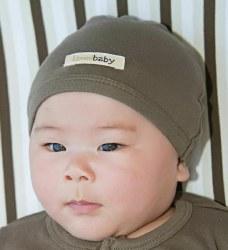 Cute Cap Preemie-nb Bark