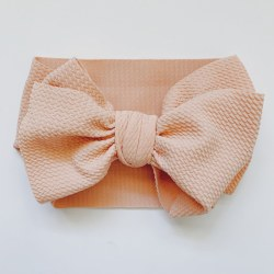 Headwrap Blush
