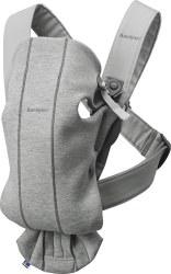 BabyBjornMini 3D Jersey Grey