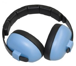 Infant Hearing Protection Blue