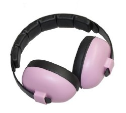 Infant Hearing Protection Pink