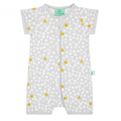 S/S PJ .2 TOG 6-12m Triangle Pop