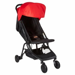 Nano Travel Stroller Ruby