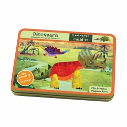 Dinosaurs Magnetic Build-it
