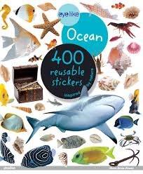 Eye Like Stickers: Ocean
