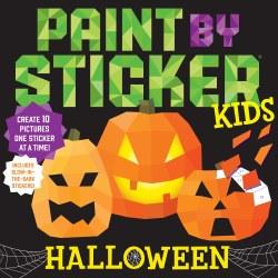 Paint By Sticker Halloween