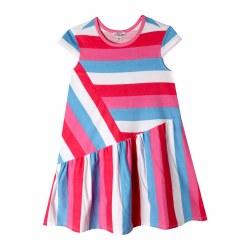 Kai Dress Stripe 8
