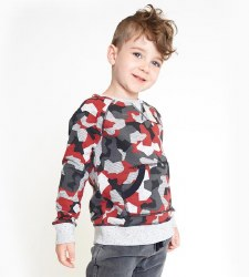 Hunter Sweatshirt Geo 2