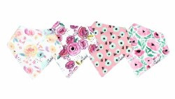 Bandana Bibs Bloom