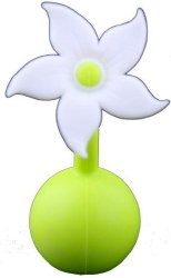 Flower Stopper White