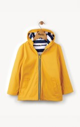 Splash Jacket Yellow 5