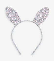Kaleidoscopic Bunny Ears Headband
