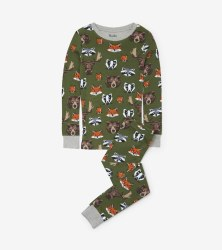 PJ Set Woodland 2T