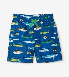 Game Fish Swim Trunks 4