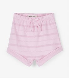 Pink Stripes Shorts 4T