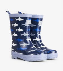 Rain Boots Shark Frenzy 6