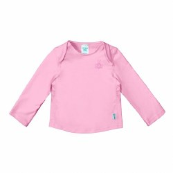 Easy-On Rashguard Pink 6m