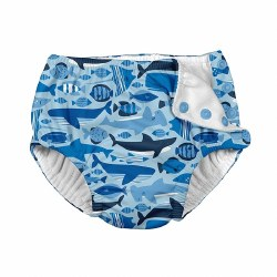 Swim Diaper Undersea 18m