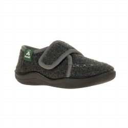 Cozy Lodge Slippers Grey 1Y