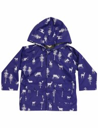 Raincoat Little Stag Navy 2Y