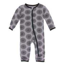 Coverall Feather Mandala 3-6m