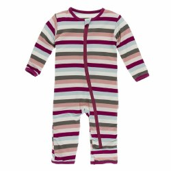 Coverall Geology Stripe 12-18m