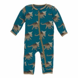 Coverall Blue Kosmoceratops 0-