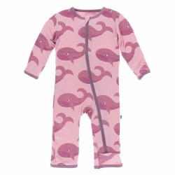Coverall Lotus Whales 12-18m