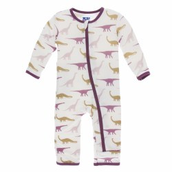 Coverall Natural Sauropod 3-6m