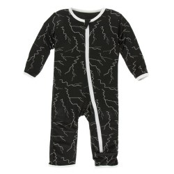 Coverall Zebra Lightning 9-12m