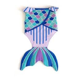 Mermaid Skirt 4T/5T