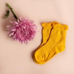 Anklet Mustard 6-18m