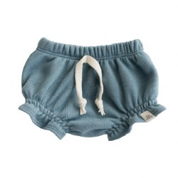 Ruffle Shorties Olympus blue 18-24m