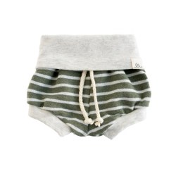 Shorties Juniper Stripe 4Y