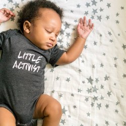Little Activist Bodysuit 3-6m