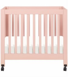 Origami Mini Crib Petal Pink